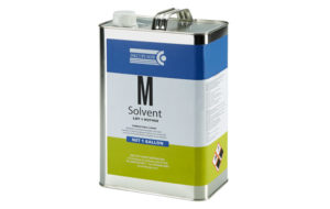 Pad and screen printing solvent